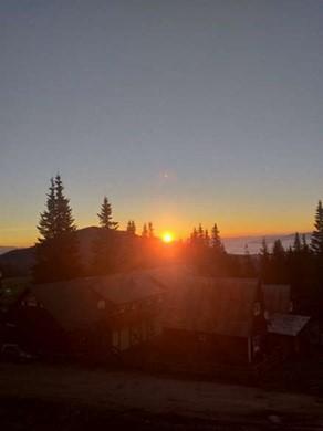 захід сонця драгобрат