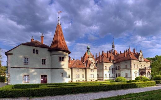 Замок Шенборна