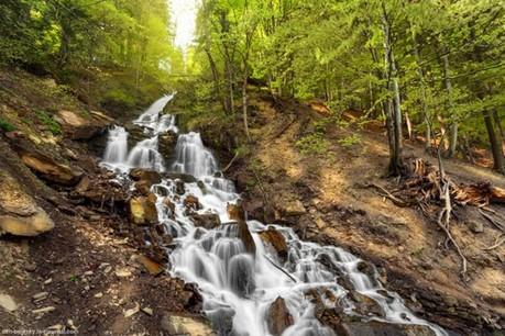 водоспад труфанець