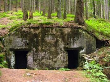 бункер лінія арпада